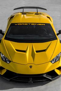 1242x2688 Vorsteiner Lamborghini Huracan Perfomante 2019