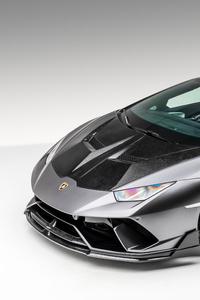 1080x2280 Vorsteiner Lamborghini Huracan Performante Spyder Vicenzo Edizione 2019
