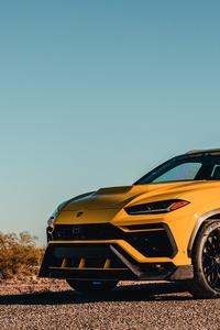 Vorsteiner Lamborghini Urus 2019