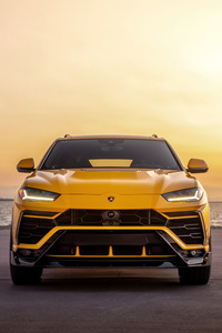 320x568 Vorsteiner Lamborghini Urus 2020 5k