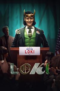 Vote For Loki 5k
