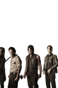 Walking Dead Actors