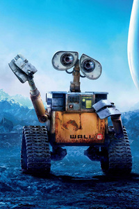 Wall E Movie Poster