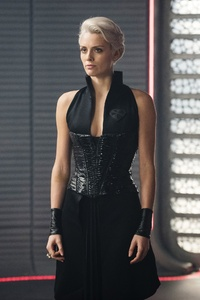 Wallis Day As Nyssa Vex In Krypton