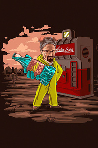 Walter White Fallout 4