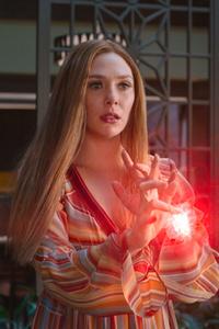 Wanda Maximoff Powers 2021 4k