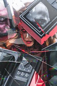 480x854 Wanda Vision Disney 4k