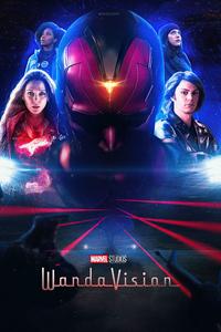 640x1136 Wanda Vision New Poster 4k