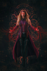 Wanda Vision Scarlet Witch