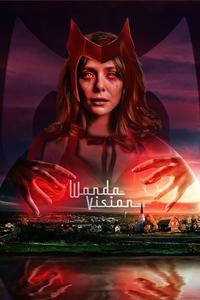 Wanda Vision Season 1 Poster 4k