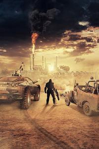 640x960 War In The Desert