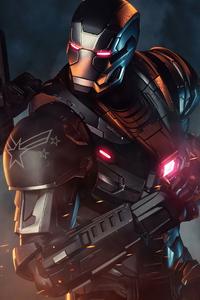 War Machine 2020 4k