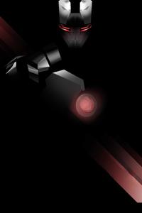 War Machine 8k Black Edition