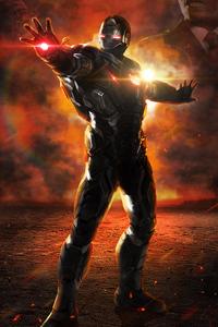 War Machine Avengers Endgame