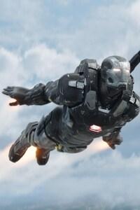 War Machine Captain America Civil War