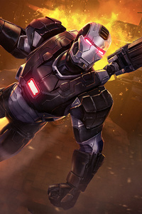 War Machine Marvel Contest Of Champions