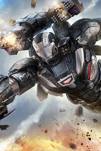 War Machine New Artwork