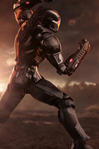 War Machine Ready For Fight