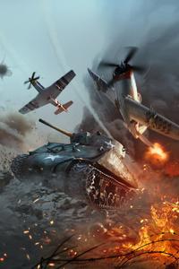 War Thunder 5k 2017