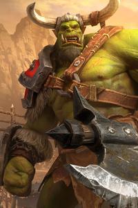 Warcraft III 4k