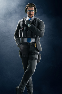 480x854 Warden Tom Clancys Rainbow Six Siege