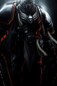 1080x1920 Warhammer 40000 Cover 5k