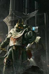 Warhammer 40K Artwork
