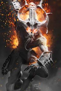 320x568 Warhammer Chaosbane Magnus Edition 4k