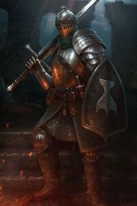 Warrior Metal Armour