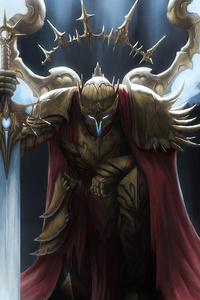 Warrior Of Throne