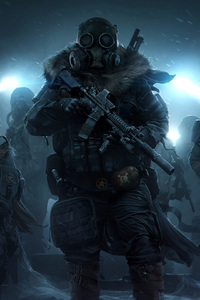 Wasteland 3 Snow Rangers