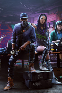 Watch Dogs 2 4k Game