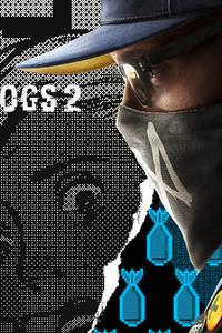 320x568 Watch Dogs 2 8k