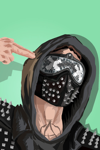 Watch Dogs 2 Digital Art
