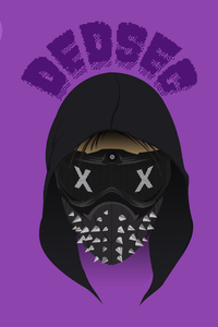 Watch Dogs 2 Minimalism