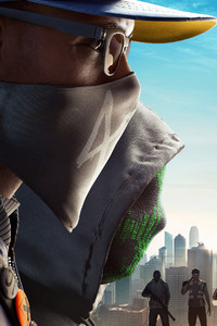 240x400 Watch Dogs 2 No Compromise