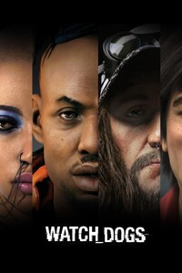 240x320 Watch Dogs Banner