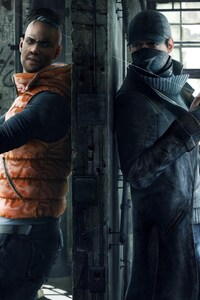 720x1280 Watch Dogs Game HD