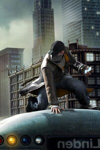1080x2280 Watch Dogs HD Game