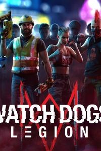 Watch Dogs Legion 4k