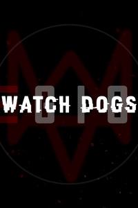 1080x2280 Watch Dogs Legion Logo 5k