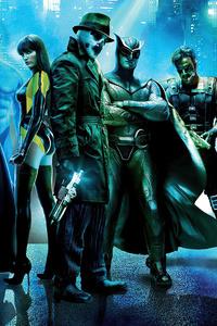1080x2160 Watchmen 4k