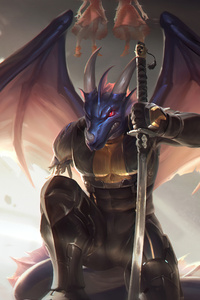 Water Dragon Ellu