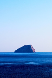 360x640 Water Ocean Island Rock