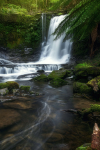 Waterfalls Stones 5k