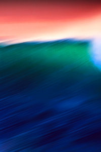 Waves Abstract 5k