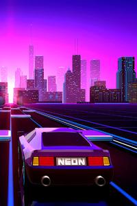 Way To Retrowave City