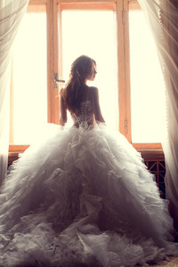 2160x3840 Wedding Dress Bride
