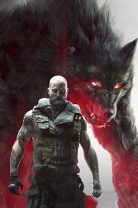 1080x2160 Werewolf The Apocalypse Earthblood 4k