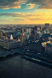 Westminster England 4k